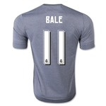Real Madrid 15/16 BALE Away Soccer Jersey