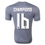 Real Madrid 15/16 CHAMPIONS Away Soccer Jersey