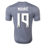 Real Madrid 15/16 MODRIC Away Soccer Jersey