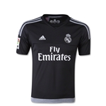 Real Madrid 15/16 Youth Home Keeper Jersey