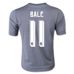 Real Madrid 15/16 BALE Youth Away Soccer Jersey