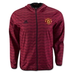 Manchester United 15/16 Windbreaker