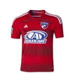 FC Dallas 2014 Youth Primary Soccer Jersey