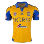 Tigres 15/16 Home Soccer Jersey