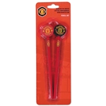 Manchester United Two Pack Pencils