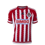 Chivas 15/16 Youth Home Soccer Jersey