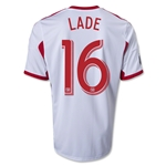 New York Red Bulls 2014 LADE Primary Soccer Jersey