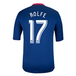 Chicago Fire 2013 ROLFE Secondary Soccer Jersey