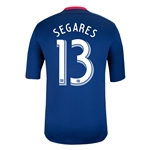 Chicago Fire 2014 SEGARES Secondary Soccer Jersey