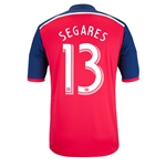 Chicago Fire 2014 SEGARES Primary Soccer Jersey