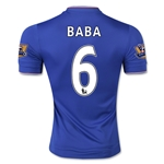 Chelsea 15/16 BABA Authentic Home Soccer Jersey