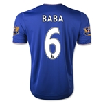 Chelsea 15/16 BABA Home Soccer Jersey