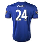 Chelsea 15/16 CAHILL Home Soccer Jersey