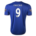 Chelsea 15/16 FALCAO Home Soccer Jersey