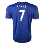 Chelsea 15/16 RAMIRES Home Soccer Jersey
