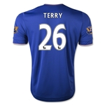 Chelsea 15/16 TERRY Home Soccer Jersey