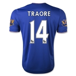 Chelsea 15/16 TRAORE Home Soccer Jersey