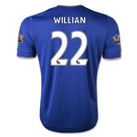 Chelsea 15/16 WILLIAN Home Soccer Jersey
