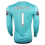 Cheslea 15/16 BEGOVIC LS Goalkeeper Jersey