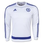 Chelsea 15/16 Training Sweatshirt (White)