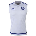 Chelsea 15/16 Sleeveless Training Jersey