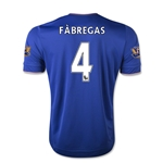 Chelsea 15/16 FABREGAS Youth Home Soccer Jersey