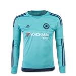 Chelsea 15/16 LS Youth Goalkeeper Jersey