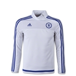 Chelsea 15/16 Youth Training Top (White)