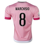 Juventus 15/16 MARCHISIO Away Soccer Jersey