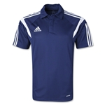 adidas Condivo 14 Polo (Navy/White)