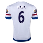 Chelsea 15/16 BABA Away Soccer Jersey
