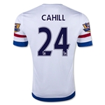 Chelsea 15/16 CAHILL Away Soccer Jersey