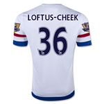 Chelsea 15/16 LOFTUS-CHEEK Away Soccer Jersey