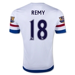 Chelsea 15/16 REMY Away Soccer Jersey