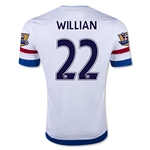 Chelsea 15/16 WILLIAN Away Soccer Jersey