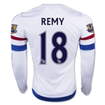 Chelsea 15/16 REMY LS Away Soccer Jersey
