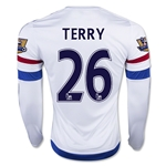Chelsea 15/16 TERRY LS Away Soccer Jersey