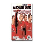 Manchester United Ultimate Goals DVD Collection