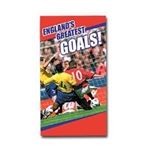 England's Greatest Goals Soccer DVD