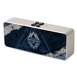 Vancouver Whitecaps Bluetooth Speaker (Center Logo)