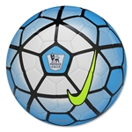 Nike Pitch EPL Ball (Blue Lagoon/White/Black/Hyper Pink)
