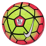 Nike Pitch EPL Ball (Bright Crimson/Volt/Black/White)