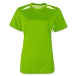 High Five Women's Hawk Jersey (Lime)