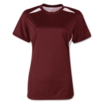 High Five Women's Hawk Jersey (Maroon/Wht)