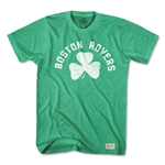 Objectivo Boston Rovers White Clover T-Shirt (Green)