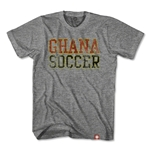 Objectivo Ghana Soccer Nation T-Shirt (Gray)