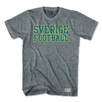 Objectivo Sweden Sverige Football Nation T-Shirt (Gray)