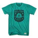 Objectivo Boston Wonder Workers Soccer T-Shirt (Dark Green)