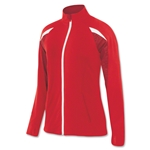 High Five Women's Tumble Jacket (Red)