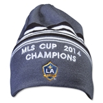 LA Galaxy MLS Cup 2014 Winner Beanie
